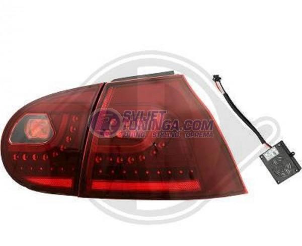 SPORTSKE LED LAMPE ZA VW GOLF 5 - R IZGLED