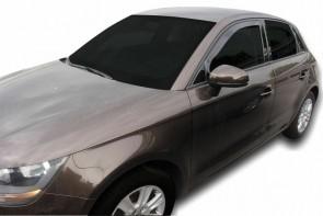 Bočni vjetrobrani-deflektori zraka za Audi  A1 8X