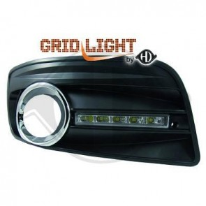 DNEVNA LED SVJETLA ZA VW GOLF 5 GTI 2003-2008 GOD.