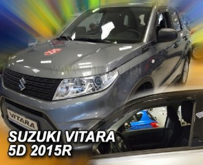 Bočni vjetrobrani-deflektori zraka za Suzuki Vitara od 2015 god.