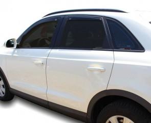 Bočni vjetrobrani-deflektori zraka za Audi Q3 8U