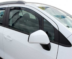 Bočni vjetrobrani-deflektori zraka za Opel Mokka / Mokka X