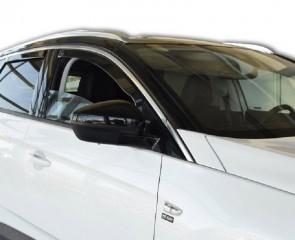 Bočni vjetrobrani-deflektori zraka za Opel Grandland X