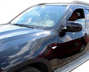 Bočni vjetrobrani-deflektori zraka za BMW X5 E70