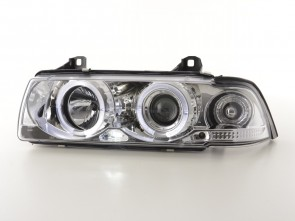 ANGEL EYES FAROVI ZA BMW 3 E36 COUPE - KROM