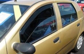 Bočni vjetrobrani-deflektori zraka za Fiat Punto 2/3  s 5 vrata