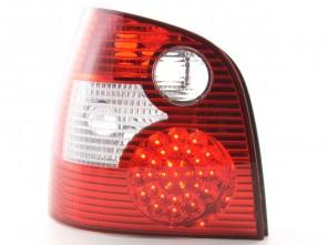 LED LAMPE ZA VW POLO 9N 2001-2005 GOD. - CRVENE