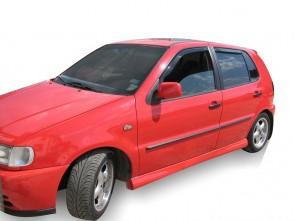 Bočni vjetrobrani-deflektori zraka za VW Polo 6N/6N2