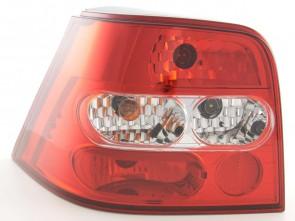 LAMPE ZA VW GOLF 4 1998-2002 GOD. -  CRVENE