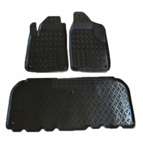 PREMIUM 3D GUMENI AUTO TEPISI ZA VW SHARAN/ SEAT ALHAMBRA / FORD GALAXY