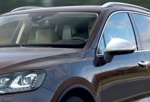 KROM POKLOPCI RETROVIZORA ZA VW TOUAREG 2 OD 2010 G.- IZVRSNA KVALITETA