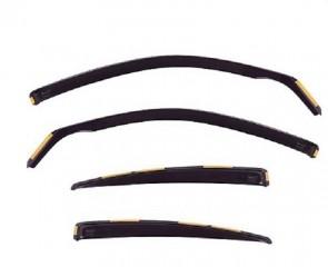 Bočni vjetrobrani-deflektori zraka za Chevrolet Lacetti s 4 vrata od 2004 god.