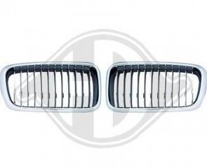MASKA ZA BMW 7 E38 - KROM/CRNA