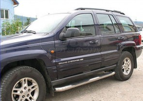 BOČNE STEPENICE ZA JEEP GRAND CHEROKEE GOD. 99.-04.